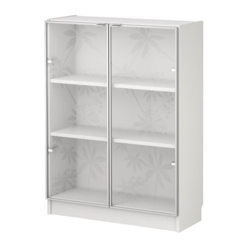 Billy Bookcase Solid Door : Adjustable shelves can be arranged according to your needs