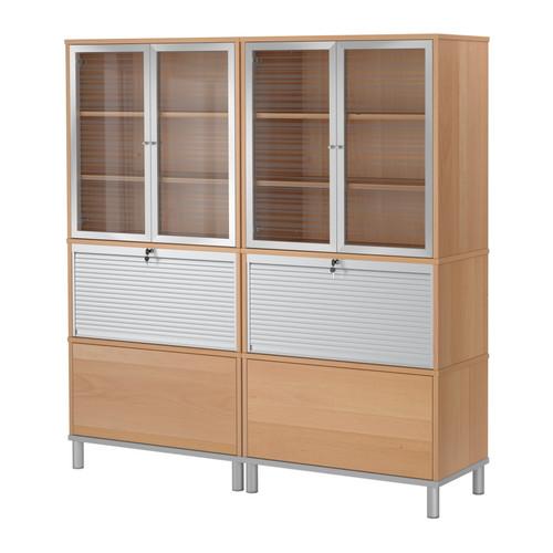 Effektiv storage combination ikea reviews for Ikea trollsta cabinet