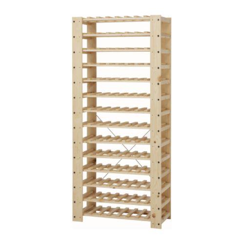 gorm 1 shelf section bottle racks ikea reviews. Black Bedroom Furniture Sets. Home Design Ideas