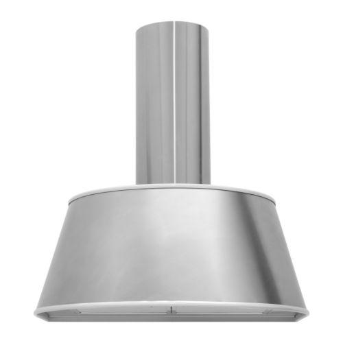 Ikea Kitchen Vent: LUFTIG HOO E50 S Exhaust Hood