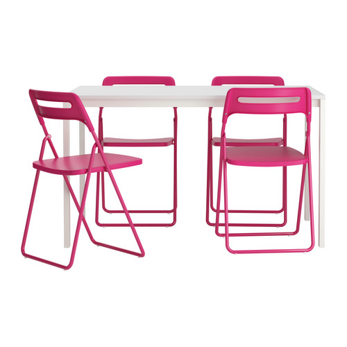 MELLTORP NISSE Table And 4 Chairs IKEA Reviews