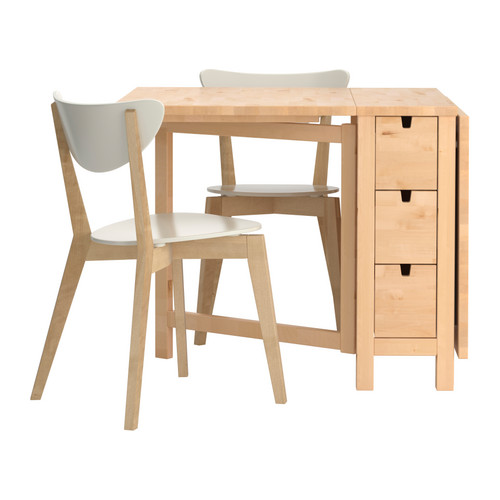 ikea norden gateleg table review