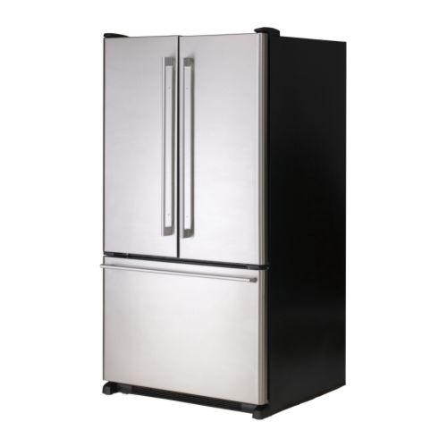 nutid fridge freezer ikea reviews. Black Bedroom Furniture Sets. Home Design Ideas