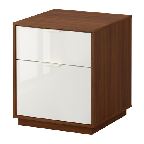 Nyvoll chest with 2 drawers ikea reviews for Ikea trollsta cabinet
