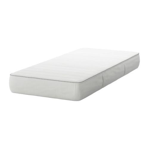 Sultan finnvik memory foam mattress ikea reviews for Rollaway bed ikea